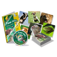 Tune Into Animal Sounds Listening Games