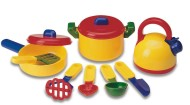 Pretend & Play® Cooking Set  (set of 10)