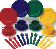 Pretend & Play® Dish Set (set of 24)