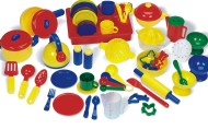 Pretend & Play Kitchen Set (set of 76)
