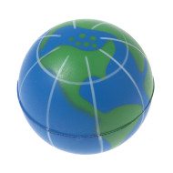 Earth Squeeze Balls (pack of 12)