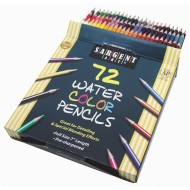 Sargent® Watercolor Pencils (set of 72)