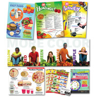 Healthy Eating Kit for Middle School (pack of 7)