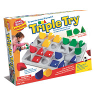 Triple Try Game