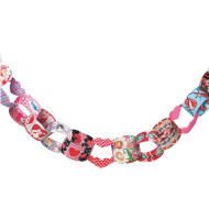 Valentine Paper Chain (pack of 120)