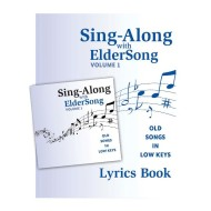 Sing-Along with Eldersong CD - Volume 1