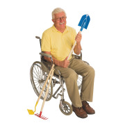 Wheelchair Gardening Tools  (set of 3)