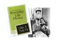 Everyday Life Photo Set, Children & Family Life (set of 20)