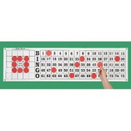 Bingo Game and Masterboard
