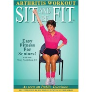Sit and Be Fit Arthritis DVD