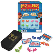 Pass the Pigs Game