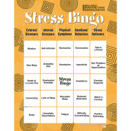 Adult Bingo Game, Stress