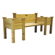 "Gronomics® Planter Bench 24""x82""x36"""