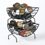 Single Serve Stacking Coffee Baskets (set of 2)