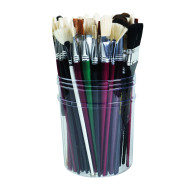 Value Pack Brush Assortment (tub of 96)