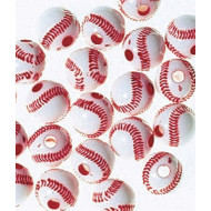 Baseball Beads (bag of 600)
