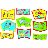Dr. Seuss™ Classroom Rules (set of 9)