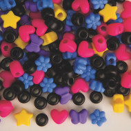 Summer Shapes Bead Assortment