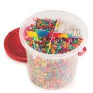 Sparkle Pony Bead Bucket