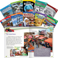 Time For Kids® Non Fiction Readers Grade 3 (set of 10)