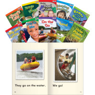 Time for Kids® Non Fiction Readers Grade 1 (set of 10)