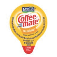 Coffee Mate Non-Dairy Creamer, Hazelnut (pack of 180)