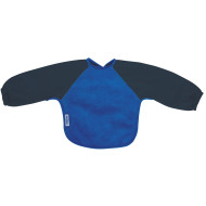 Fleece Long Sleeve Bib (pack of 4)
