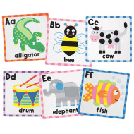 Touch and Feel ABC Flash Cards