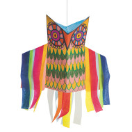 Owl Windsock Craft Kit (makes 28)