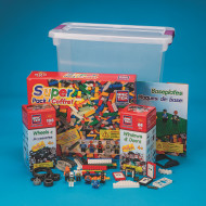 BricTek® Building Blocks Easy Pack (pack of 997)
