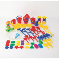 Giant Sand and Water Easy Pack (set of 60)