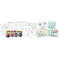 Classroom Button Counting and Sorting KIt