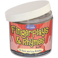 Finger Plays and Rhymes in a Jar®