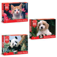 30 Piece Jigsaw Puzzles Set (set of 3)