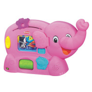 Playskool Play and Learn ABC Adventures Pink Elephant