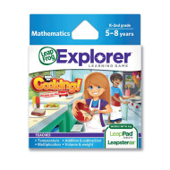 LeapFrog® Cooking! Recipes on the Road Learning Game
