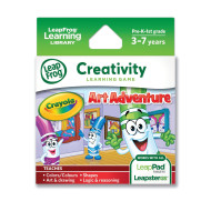 LeapFrog® Crayola Art Adventure Learning Game
