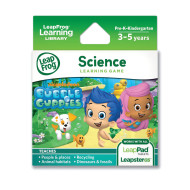 LeapFrog® Bubble Guppies Learning Game