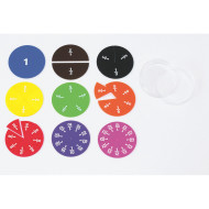 Fraction Circles (set of 51)