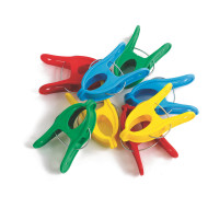Jumbo Peg Clips (set of 20)