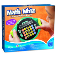 Math Whiz™ Flash Cards