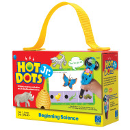 Hot Dots® Jr. Card Set Beginning Science