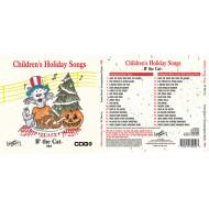 B Flat The Cat Holiday Songs Karaoke CD