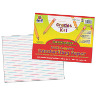 Multi-Sensory Raised Ruled Paper (pack of 100)