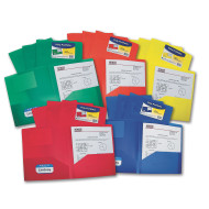 Two-Pocket Portfolio (pack of 10)