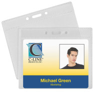 ID Badge Holder (pack of 50)