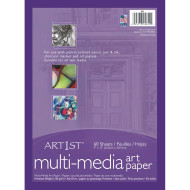 Multi-Media Art Paper (pack of 60)