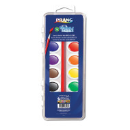 Washable Semi-Moist Watercolors, 16 colors