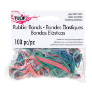 Tulip Rubber Bands (pack of 100)