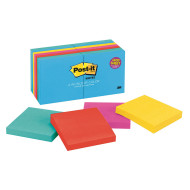 "Post-It® Notes Jaipur Colors, 3""x3"" (pack of 14)"